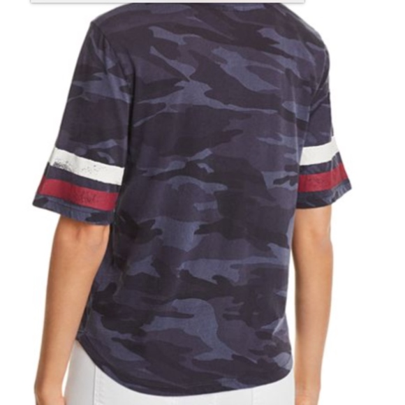 33e63f015 Splendid Striped-Sleeve Camo Tee - 100% Exclusive.  M_5bcccc76d6dc52bba763d3e3